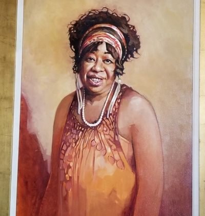 Ma Rainey. Photo by Tracie Sanchez.