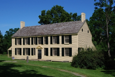 Philip Schuyler house. Photo by Matt Wade/wiki.