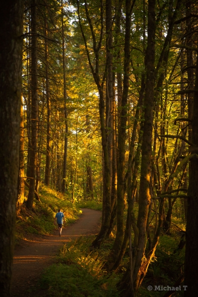 The Ridgeline Trail gives a dose of nature to tens of thousands each year.