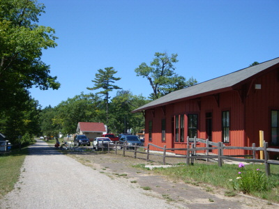 Topinabee Depot