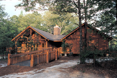 The Wehle Nature Center
