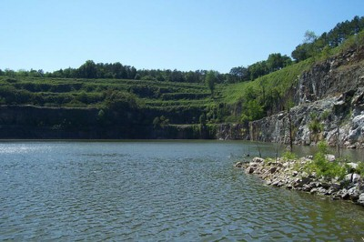 Old quarry