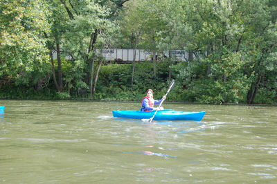 Floating the Kiski-Conemaugh Rivers Water Trail