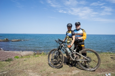 Ride out to the end of the Keweenaw Peninsula to High Rock Bay to take in the stunning views of Lake Superior.