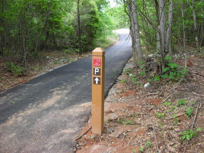 Trail Marker System