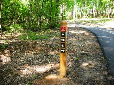 Trail Marking System