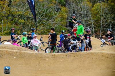 Programs at Rocky Knob: Take a Kid Mountain Biking