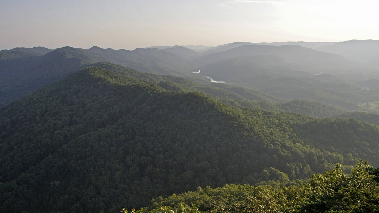 photo: Scenic Cumberland Gap. Photo by National Park Service.