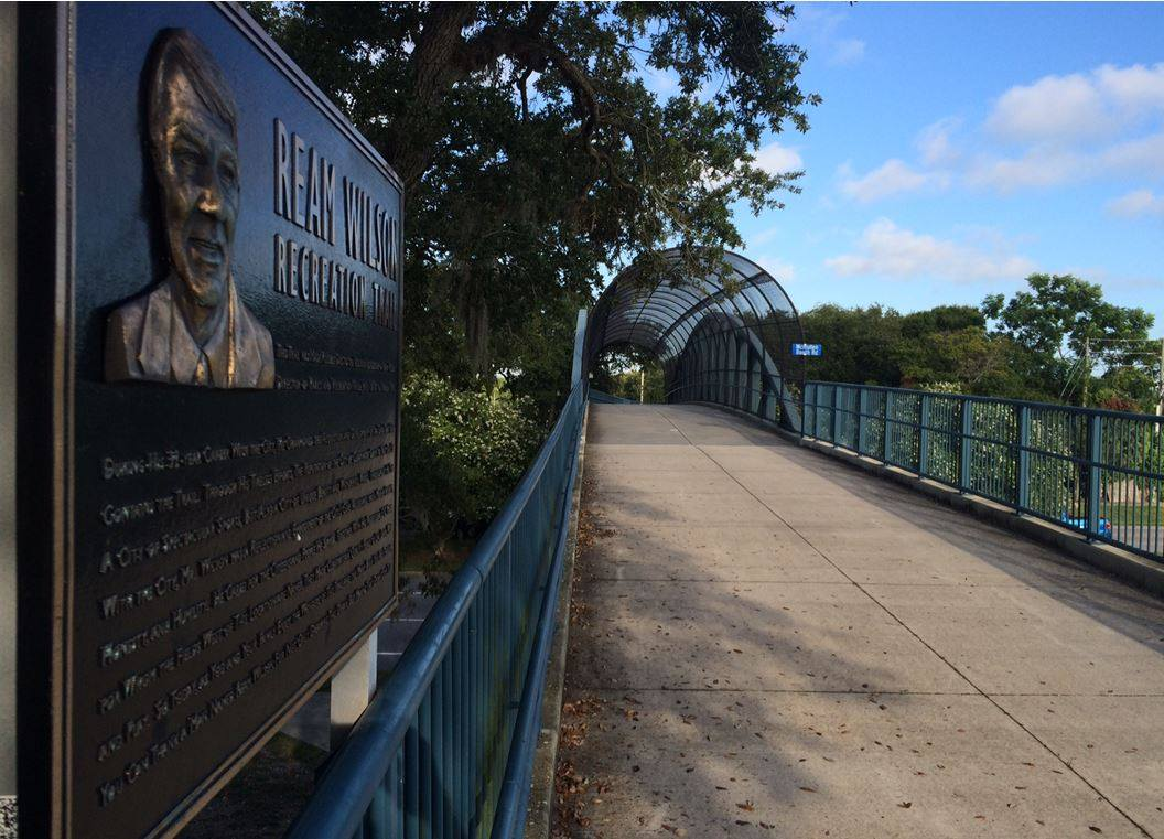 photo: The Ream Wilson Clearwater Trail. Photo by Clearwater Parks and Rec.