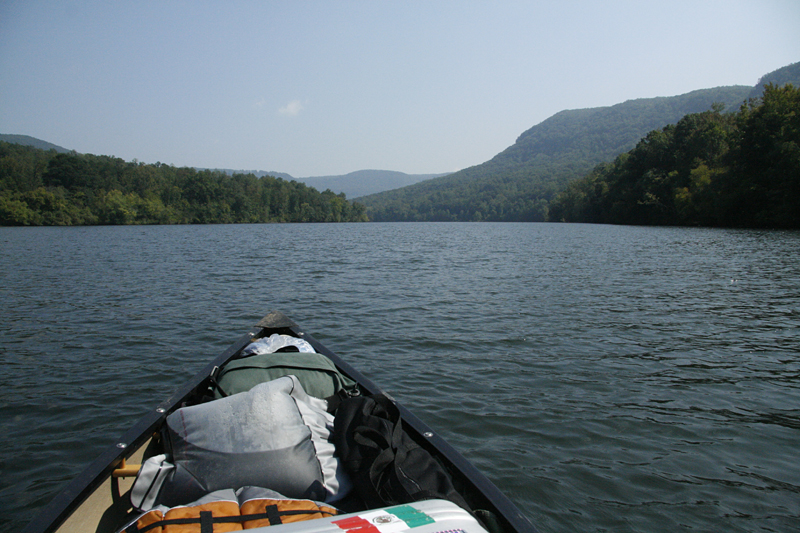 photo: On the Blueway. Photo by Wiki.