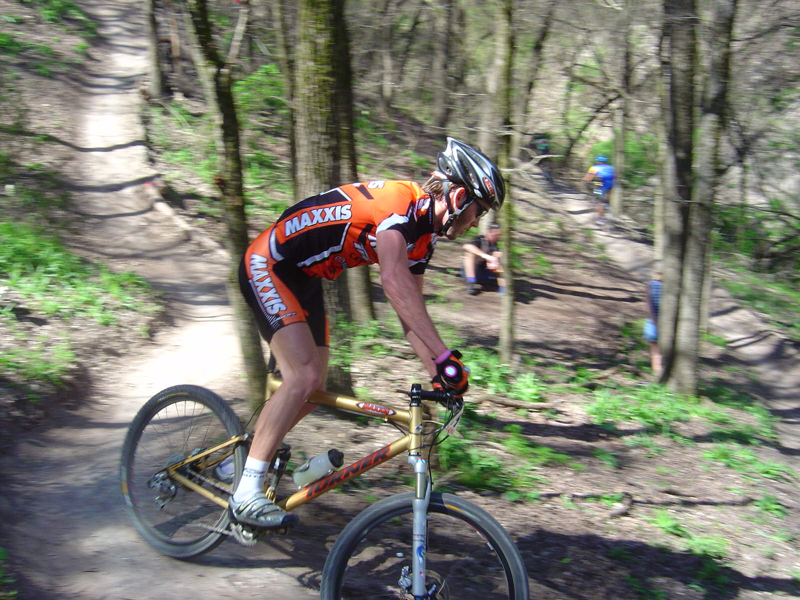 photo: Mountain Bike Races in Cameron Park.