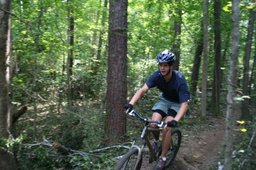 photo: Rider Sokol MTB Trails