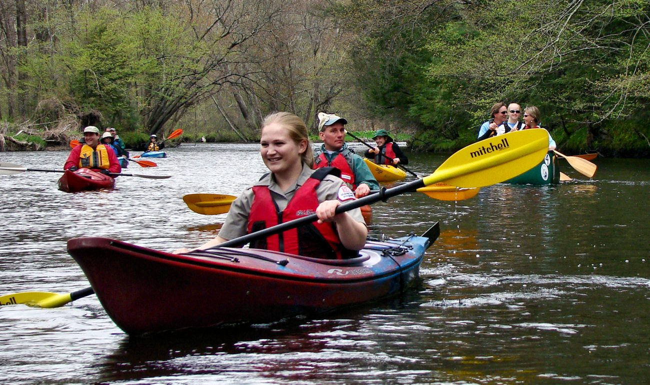 photo: Quinebaug Paddling. Photo by A. Dabrowski.