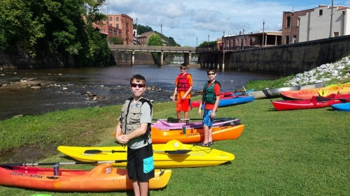 photo: RiverKids at Creekwalk