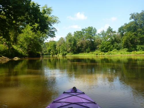 photo: Little Beaver Creek, Ohio River Water Trail