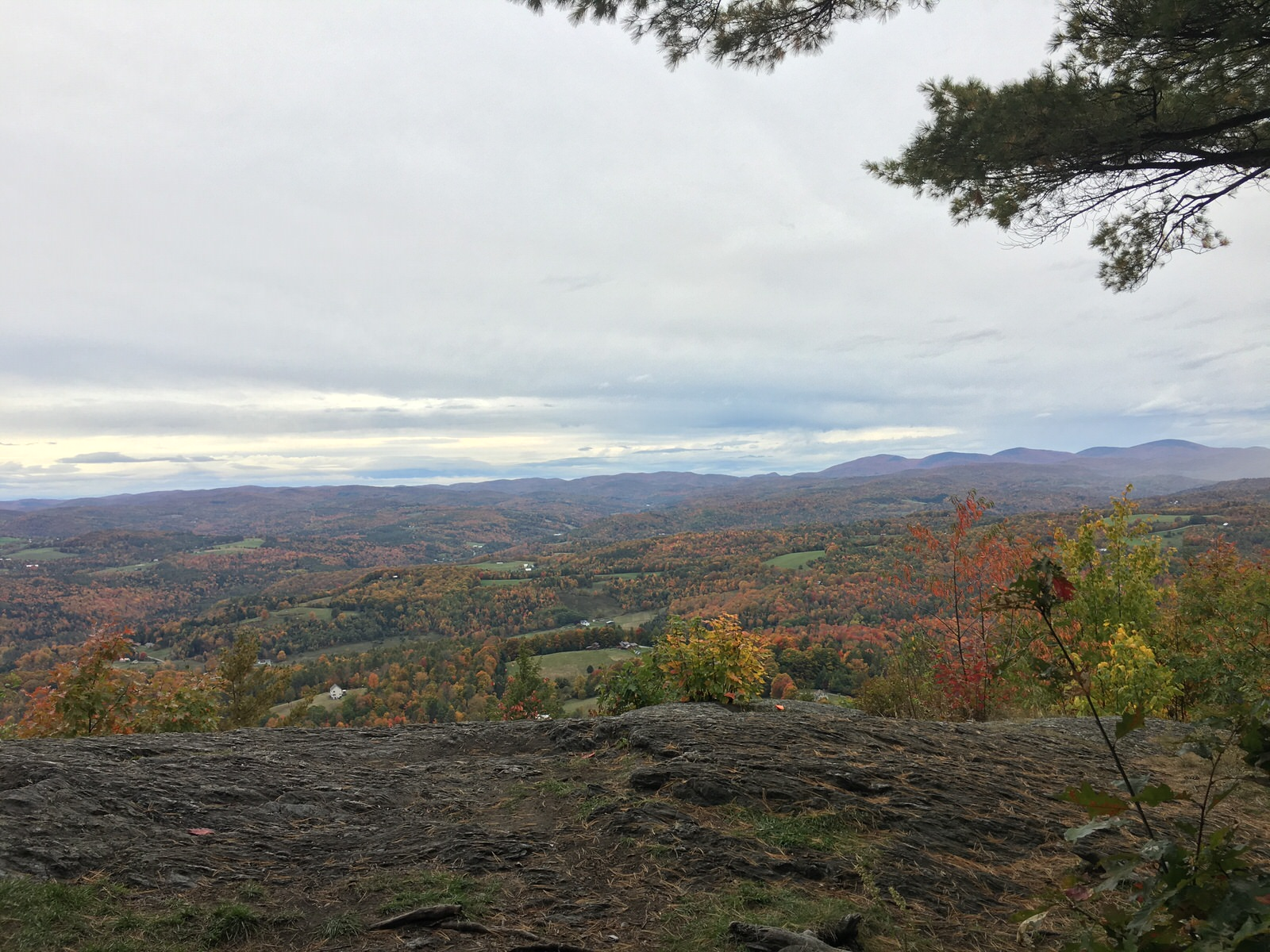 photo: Summit of Wright's Mountain